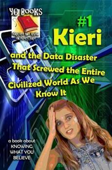 Kieri and the Data Disaster 1790134420 Book Cover