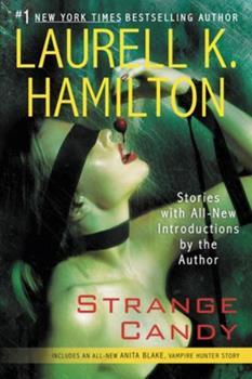 Strange Candy - Book  of the Anita Blake, Vampire Hunter