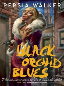 Black Orchid Blues 1936070901 Book Cover