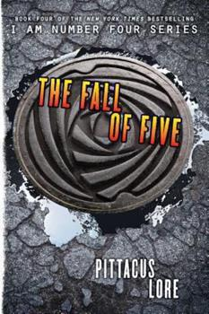 The Fall of Five 0061974633 Book Cover