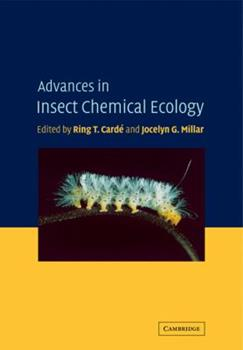 Paperback Advances in Insect Chemical Ecology Book
