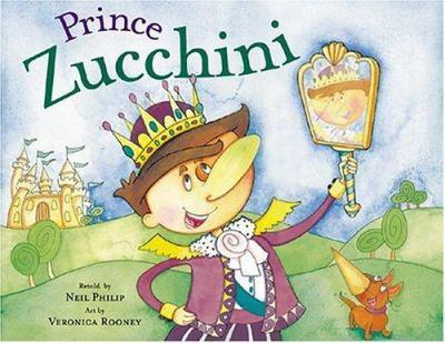 Prince Zucchini 1887734988 Book Cover