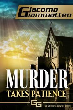 Paperback Murder Takes Patience Book