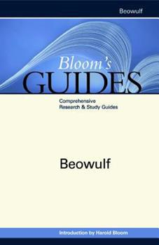 Bloom's Notes: Beowulf - Book  of the Bloom's Notes