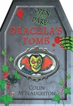 Hardcover Dracula's Tomb Book