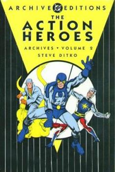 Action Heroes Archives, Vol. 2 - Book  of the DC Archive Editions