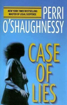 Paperback Case of Lies [Large Print] Book