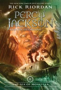 The Sea of Monsters - Book #2 of the Percy Jackson and the Olympians
