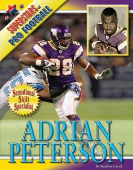 Adrian Peterson - Book  of the Superstars of Professional Football