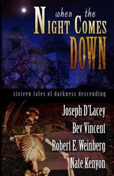 When the Night Comes Down 0977968650 Book Cover