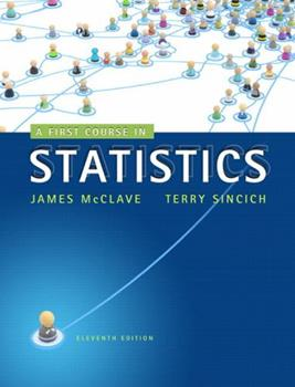 A First Course Business Statistics 0136152597 Book Cover