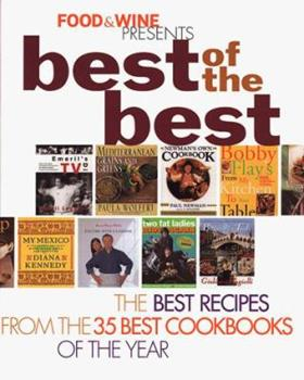 Food and Wine Magazine's Best of the Best, Vol. 2 0916103536 Book Cover