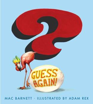 Guess Again! 1416955666 Book Cover