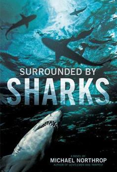 Surrounded by Sharks 0545615461 Book Cover