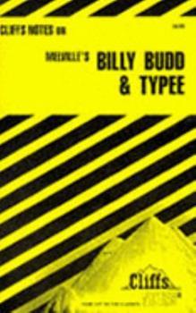 Paperback Billy Budd & Typee (Cliffs Notes) Book