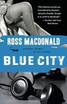 Blue City 0940595117 Book Cover