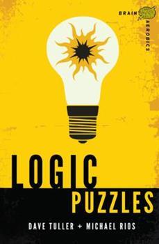 Brain Aerobics Logic Puzzles 145490965X Book Cover