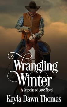 Paperback Wrangling Winter Book