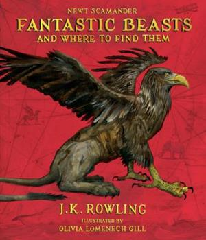 Fantastic Beasts and Where to Find Them - Book  of the Hogwarts Library