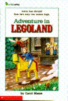 Adventure in Legoland 0590438751 Book Cover