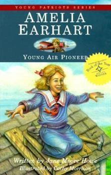 Young Air Pioneer - Book  of the Childhood of Famous Americans