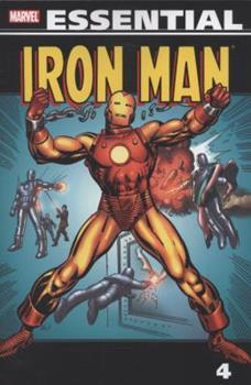 Essential Iron Man, Vol. 4 - Book  of the Essential Marvel