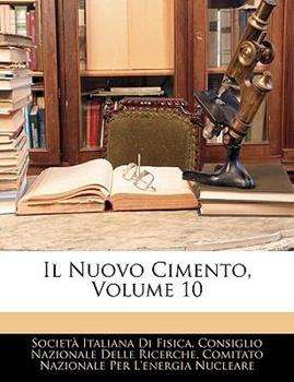 Paperback Il Nuovo Cimento [Large Print] Book