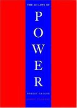Hardcover 48 Laws of Power Book