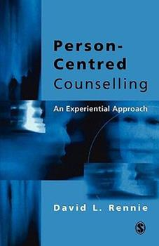 Paperback Person-Centred Counselling: An Experiential Approach Book