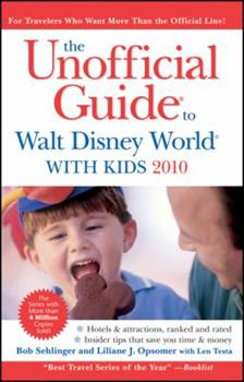 Paperback The Unofficial Guide to Walt Disney World with Kids (Unofficial Guides) Book