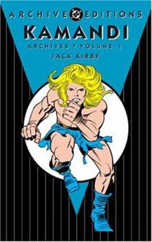 Kamandi Archives, Volume 1 - Book  of the DC Archive Editions