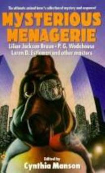 Mysterious Menagerie 0425152324 Book Cover