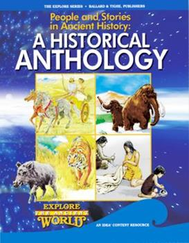 Paperback People and Stories in Ancient History: A Historical Anthology Book