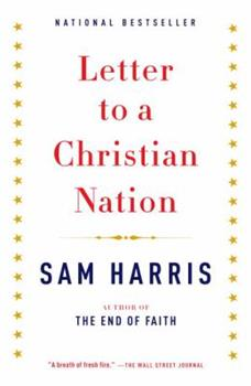 Paperback Letter to a Christian Nation Book