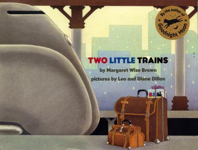 Two Little Trains 0060283769 Book Cover