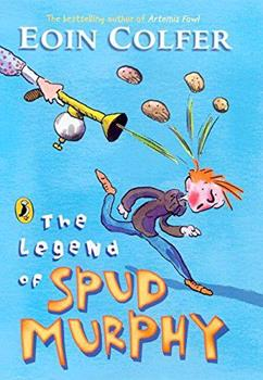 The Legend of Spud Murphy 0786855045 Book Cover