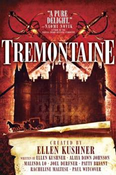 Tremontaine 148148558X Book Cover