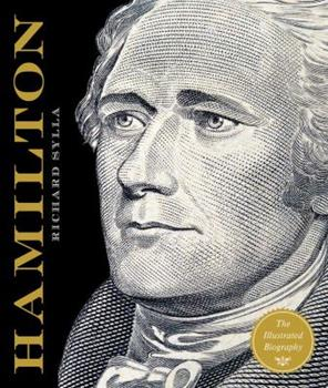 Hardcover Alexander Hamilton: The Illustrated Biography Book