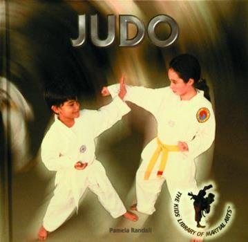 Library Binding Judo Book