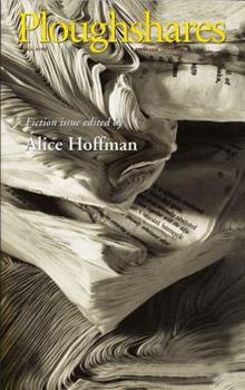 Ploughshares, Fiction Issue Edited by Alice Hoffman (Vol. 29, Nos. 2 & 3, Fall 2003) 0933277385 Book Cover