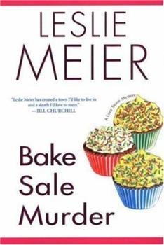 Hardcover Bake Sale Murder Book
