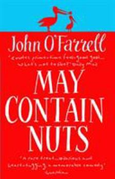 Paperback May Contain Nuts Book