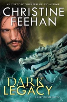 Dark Legacy 0399584013 Book Cover