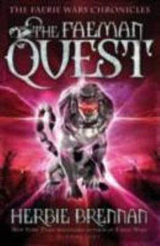The Faeman Quest 1599904764 Book Cover