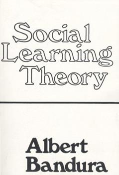 Social Learning Theory 0138167443 Book Cover