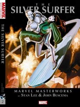 The Silver Surfer, Vol. 2 - Book #19 of the Marvel Masterworks