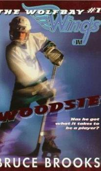 Woodsie (The Wolfbay Wings , No 1) 0064405974 Book Cover