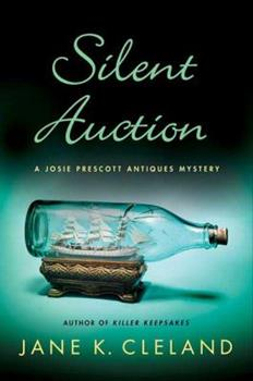 Silent Auction 0312586558 Book Cover