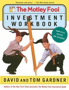 The Motley Fool Investment Workbook 0743229983 Book Cover