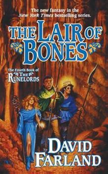 Paperback The Lair of Bones Book